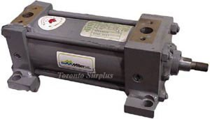 """Miller Fluid Power A72B2B Pneumatic Cylinder - Stroke: 3 1/2"""""""