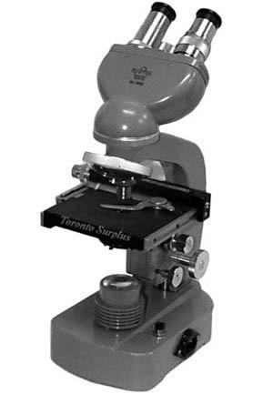 Fuji Optical 116638 Microscope