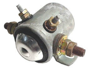 Delco Remy GM 1481 Solenoid-Relay / Switch High Current