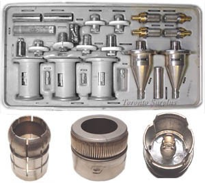Grumman Rigid Coaxial Adapter Kit, Grumman P/N 123SEAV16550-1