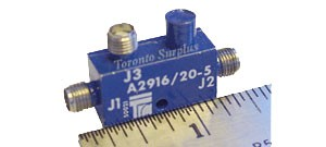TRM Technical Research Manufacturing A2916 / 20-5 Coupler
