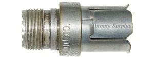 General Radio 874-QLJ GenRad Connector GR874 to PL259 (female)