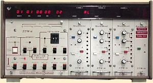 Consultronics SDM-16 Signal Disturbance Monitor