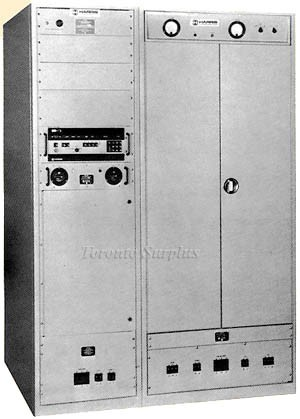 HARRIS RADIO - Communications Equip  & Military
