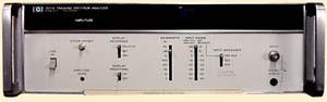 HP 3571A / Agilent 3571A Tracking Spectrum Analyzer