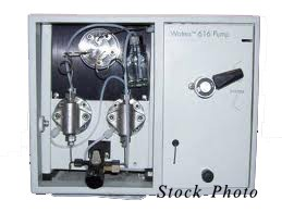 Waters / Millipore 616 Quaternary Solvent Gradient HPLC Pump, Chromatograpy