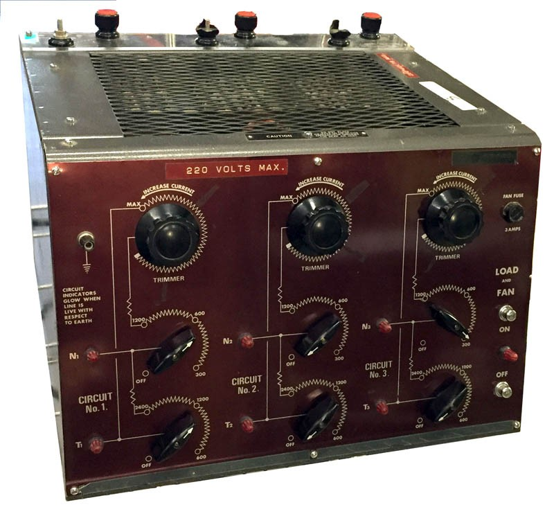 JJ Lloyd Instruments LR Series