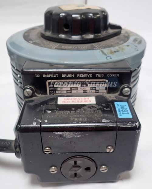 superior electric 3pn236b powerstat variable ... fuse box closed chevrolet express box truck fuse box