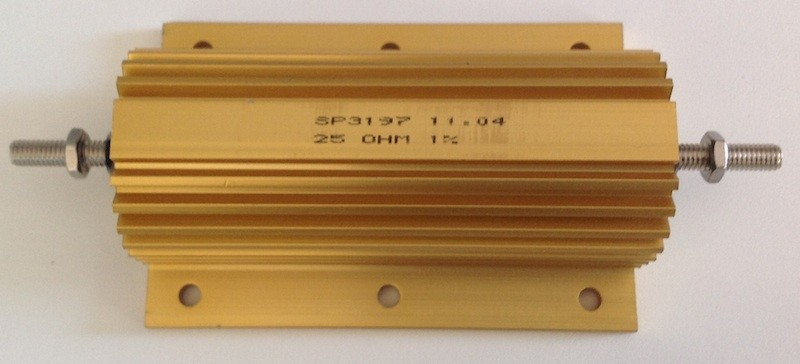 SP3197 25 Ohm Resistor