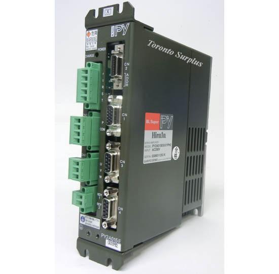 Sanyo Denki Bl Super Py Servo Amplifier Py2a015exxyph2 200ac