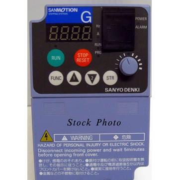 Sanyo Denki GH1B012Z00 SanMotion G Stepping Driver Motor