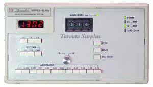Shimadzu SPD-6AV HPLC UV-VIS Spectrophotometric Detector for Liquid Chromatography