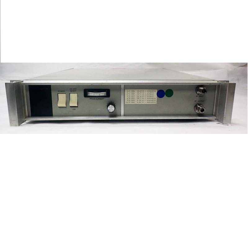 Varian VZH86970G1 TWT Travelling Wave Tube Microwave Amplifier 4-10
