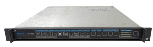 Tektronix TSG-300 Component TV Generator 6