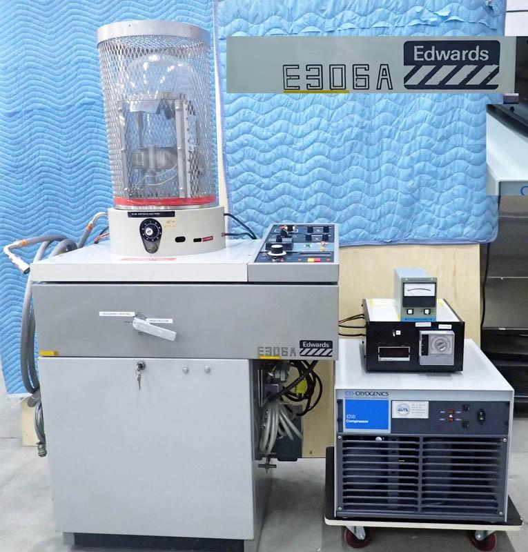 Edwards E306A Vacuum Coating