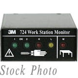 Continuous Wrist Strap Workstation Monitor for 3M Dual Conductor Wrist Straps