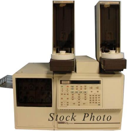 Varian 3600 / 3600CX Gas Liquid Chromatograph