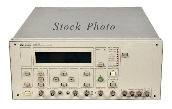 HP 3789B / Agilent 3789B DS3 Transmission Test Set- Opt 003 & Opt 200