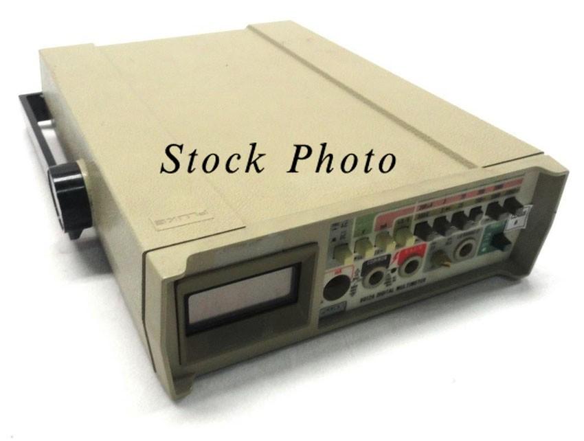 Fluke 8012A Digital Multimeter - ANALOG & DIGITAL
