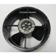 """10"""" x 3 1/2"""" Comair Rotron CEL2L2 020189 Caravel AC Fan, 525 CFM,  115 V, 1650 RPM"""