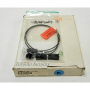 IFM E20053 FT-00-P-V-R-E1 / FT00PVRE1, Diffuse Reflection Fibre Optic Sensing Head , BNIB / NOS