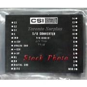 CSI Control Sciences 168D19 / 8 S/D Synchro to Digital Converter