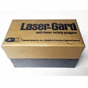 Glendale Optical Laser-Gard Anti-Laser Safety Goggles OD 14 AT 1060 14 AT 840nm
