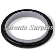 Nor-Cal / NC ISO-63-CR / ISO63CR Stainless Steel SS Centering Ring with O-Ring (Kit) BRAND NEW / NOS