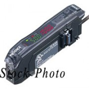Keyence FS-N11P / FSN11P Photoelectric Digital Fiberoptic Sensor BNIB / NOS
