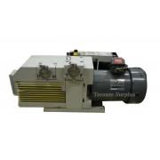 Leybold Trivac D65 D65BCS PFPE Chemical BCS Trivac Rotary Vane Mechanical Vacuum Pump