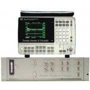 HP 3048A / Agilent 3048A Phase Noise Measurement System Consisting of 3561A & 11848A Phase Noise Interface Metric OPT201