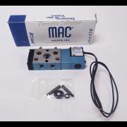 Mac Valves 811C-PM-221BA-192 Solenoid Valve Assembly with PME-221BAAA, 1/2 NPT,  BNIB / NOS