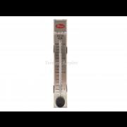 "Dwyer® Flowmeter, 5 "" Scale RMB 2-20 SCFH Air"