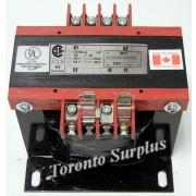 Rex Power Magnetics CS750HA Industrial Control Transformer 750VA 60Hz Pri. 480V Sec. 120V