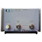 HP 8447A / Agilent 8447A - Amplifier 0.1-400 MHz