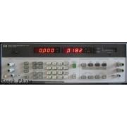 HP 8903B / Agilent 8903B Audio Analyzer 20 Hz-100 kHz with HP-IB, 400 Hz High-Pass Filter & CCIR/ARM Weighting & OPT 01