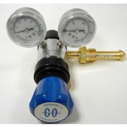 GO C2-8F1E11115801ACAOG Compact Two-stage Cylinder Pressure Regulator