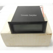 Texmate PM-35XACAR 3 1/2 Digit Autoranging Panel Meter