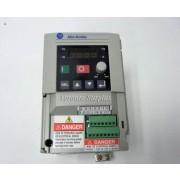 Allen Bradley Bulletin AC Drive 161S-AA 02NPU / 161SAA02NPU Ser. B,  FRN 2.001, 200-240V, 60Hz