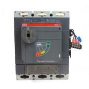 ABB S6N SACE S6 3 Pole Circuit Breaker 800A, 600V