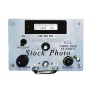 ACL Astro Communications SH-213BP-1 Tuning Head 200-500 MHz, AS-IS