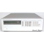 a 50V, 2A HP 6624A / Agilent 6624A Quad System Power Supply 0-50 VDC, 0-0.8 Amp or 0-20 VDC, 0-2 Amp