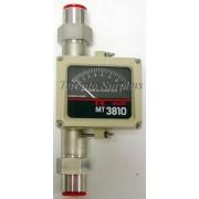 Brooks MT3810 / 3810A13A1QAAAA1 Armored Rotameter BRAND NEW / NOS rm