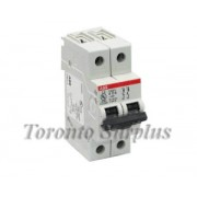 ABB S202U-K3 A S200U System Pro M Compact Miniature Circuit Breaker BRAND NEW / NOS, 2 Pole 3A 240V