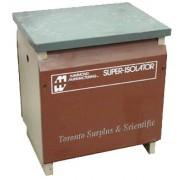 Hammond UT3071 Super Isolator Transformer 208V Primary, 3 phase, 208Y/120V Secondary, 7.5kVA