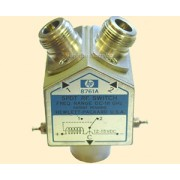 HP 8761A / Agilent 8761A SPDT RF Switch, DC-18 GHz, 12-15 V Solenoids