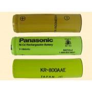 Battery NiCad Nickel Cadmium Panasonic P-100AASJ - AA 1.2V