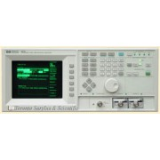HP 5371A / Agilent 5371A Frequency and Time Interval Analyzer, Opt 060 and 2 x 54003A Probe Pod