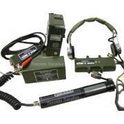 AN/PDR-63 Portable Radiac Meter / Geiger Counter U.S. Navy 6665-00-832-4795