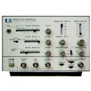 HP 8012B / Agilent 8012B Pulse Generator, 50 MHz